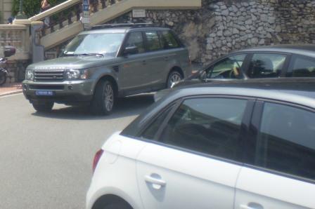 Как передвигаться по Монако на автомобиле