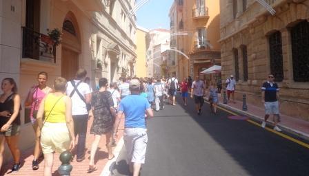 Как передвигаться по Монако пешком