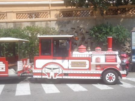 Интересный транспорт Монако (Monaco)
