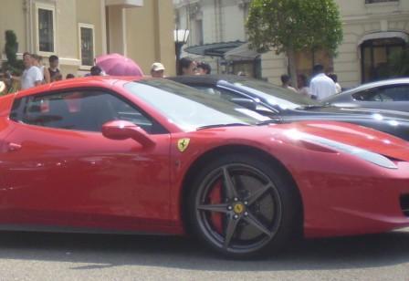 Арендованные машины в Монако