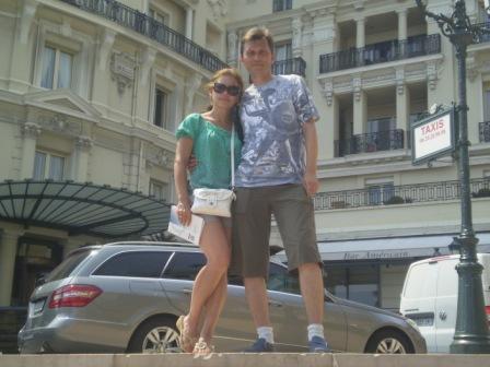 Такси в Монако