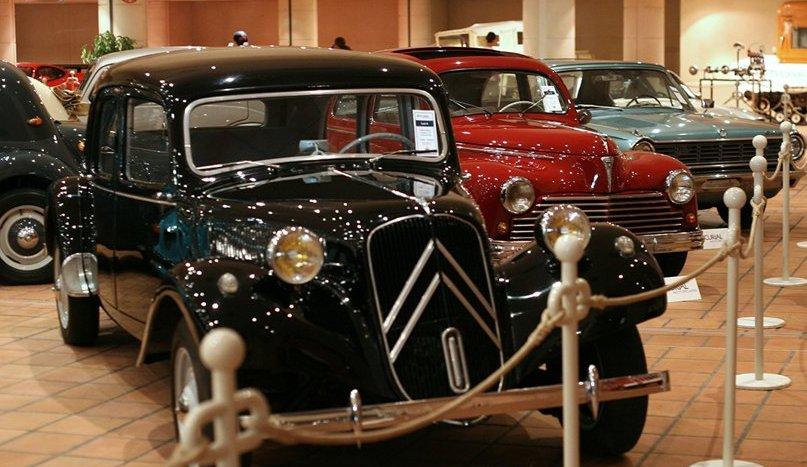 Коллекция старинных автомобилей его Святейшего Высочества Князя Монако Ренье III
