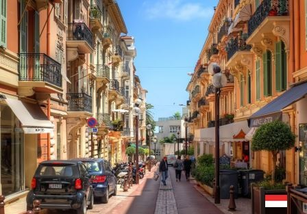 Монако-Вилль (Monaco-Ville): самый старый район Монако