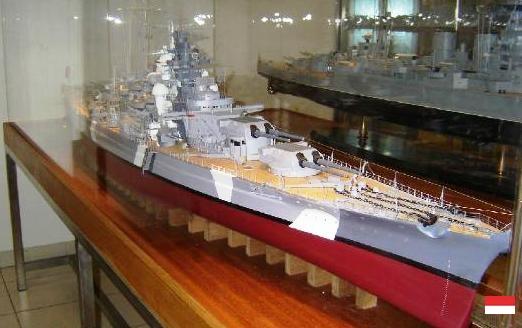 Военно-морской музей (Musee Naval de Monaco)