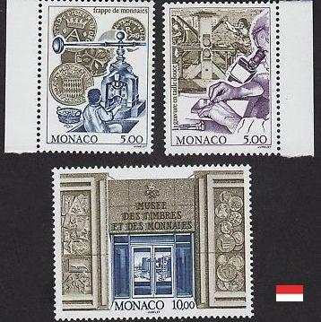 Музей марок и монет Княжества Монако