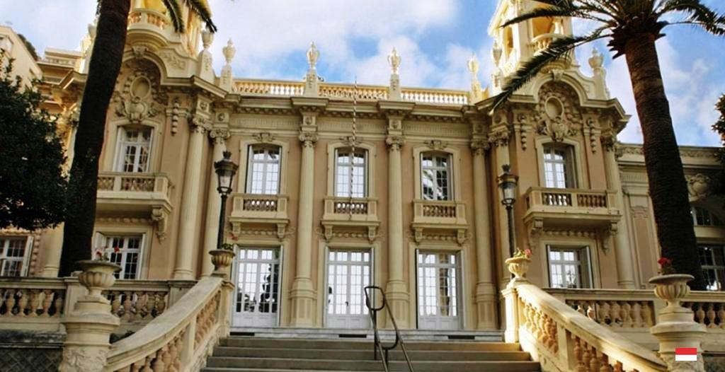 Новый Национальный Музей Монако (NMNM): вилла Собер и Палома