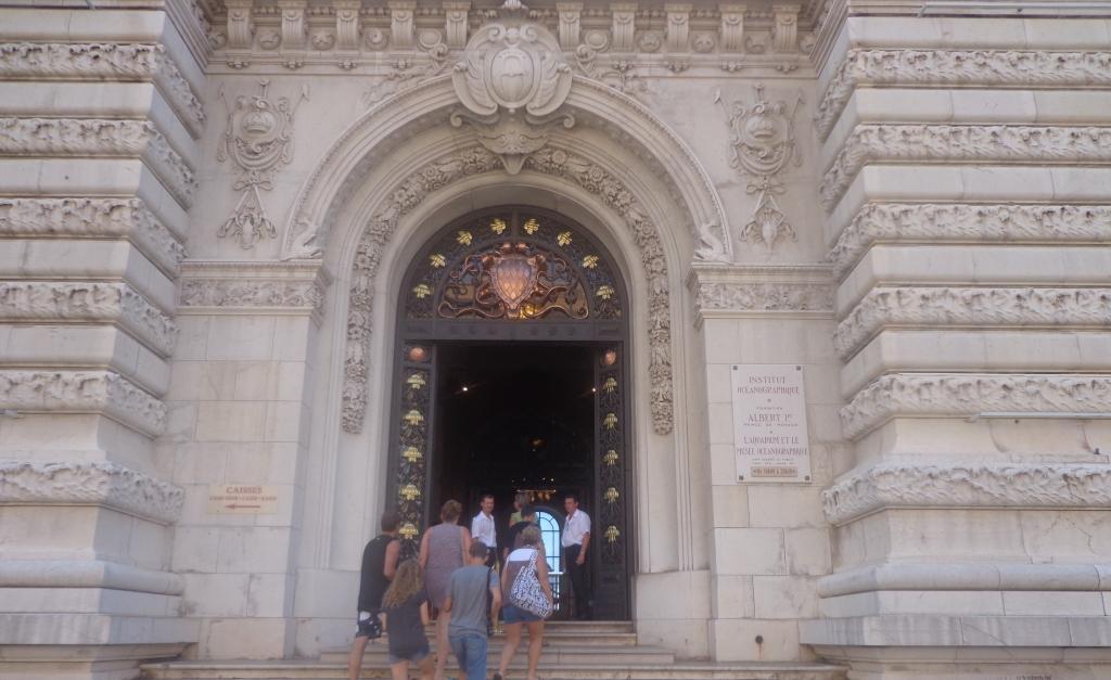 Океанографический Музей и Аквариум в Монако