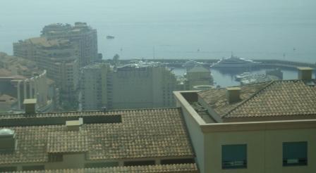 Осень в Монако (Monaco)