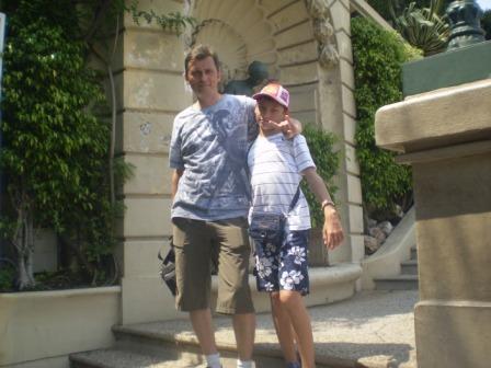 Отдых с детьми в Монако по путевке