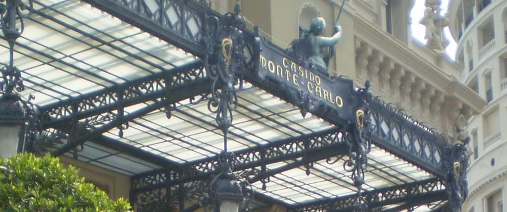 Первое игровое казино Монте-Карло (Монако)