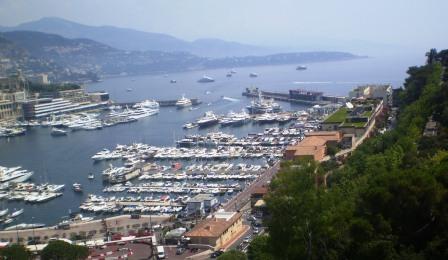 Порт Эркюль: описание и историческое прошлое порта в Монако
