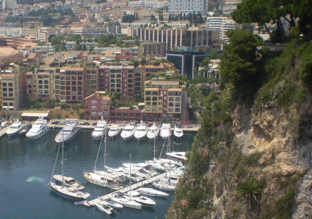 Порт Фонвьей в Монако (Monaco)