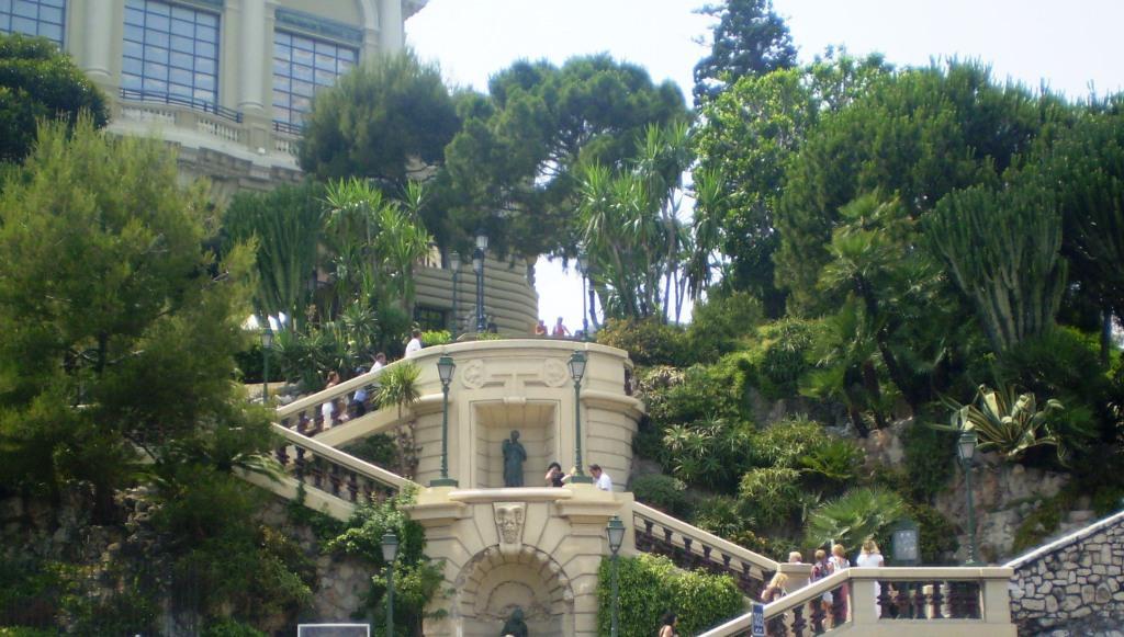 Монте-Карло (Monte-Carlo): самый знаменитый район Монако