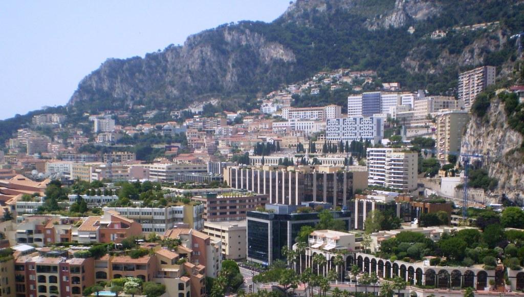 Районы Монако: административное деление Княжества