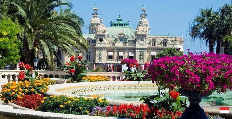 Сады известного во всем мире казино (Casino Gardens)