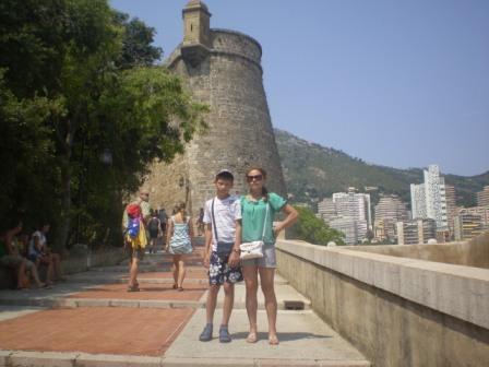 Семейные путевки в Монако от туроператора