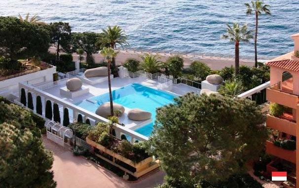 Colombus Hotel 4* (отель Коломбус) в Монако: описание расположения отеля