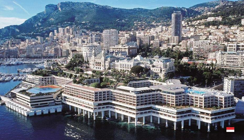 Fairmont Monte Carlo 4: описание номеров, цена, услуги, бронирование