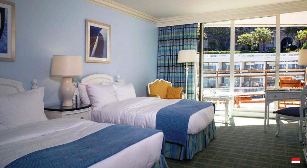 Отель Fairmont Monte Carlo 4: описание номеров