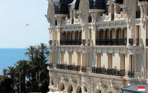 Отель Hôtel de Paris Monte-Carlo (Париж Монте-Карло)