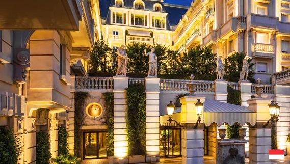 Hotel Metropole (Метрополь) в Монако