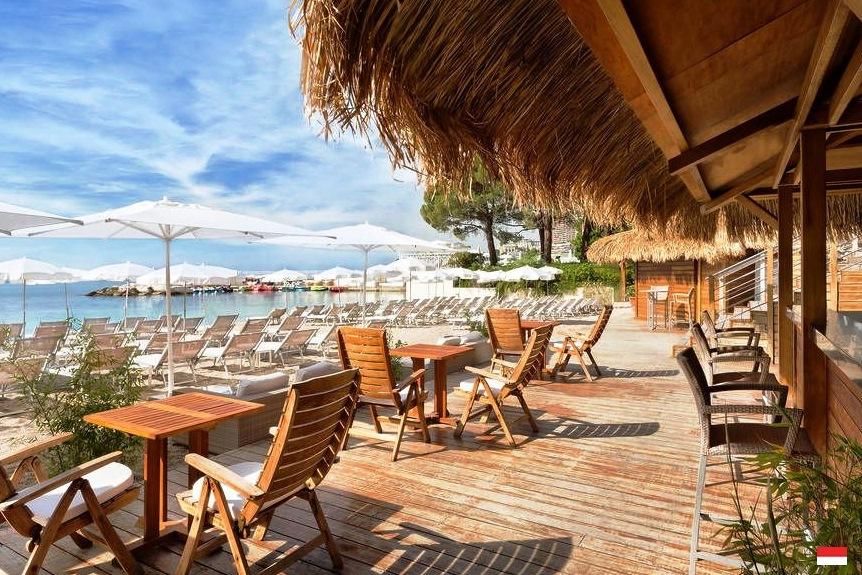 Отель Монако: Le Méridien Beach Plaza (Меридиан)