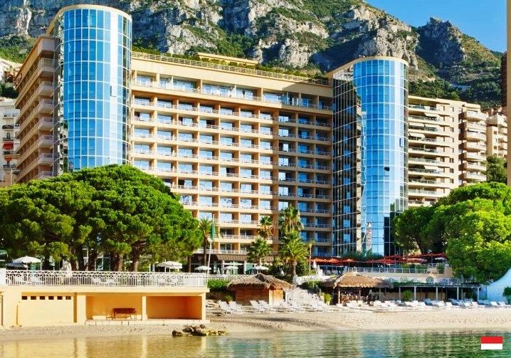 Le Meridien Beach Plaza 4* в Монако: описание, цены и бронирование