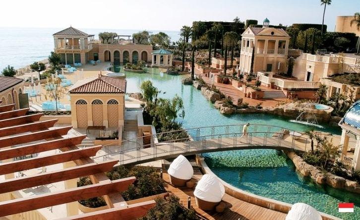 Отель Monte-Carlo Bay Hotel & Resort (Монте-Карло Бей)