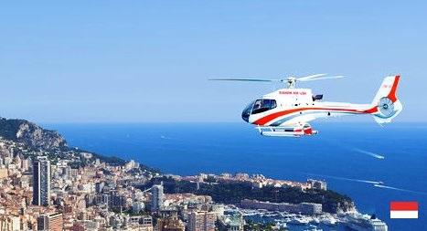 Богатые русские в Монако