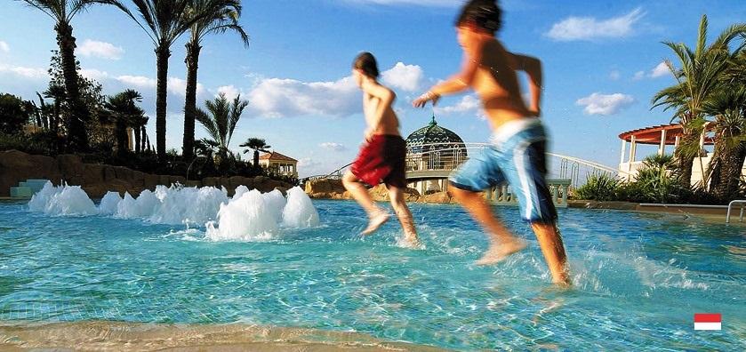 Летние развлечения для иностранных детей в Монако